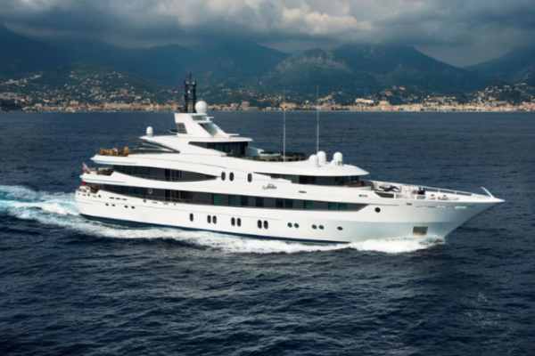 Image for article Lessons to learn from Goldman Sachs seizing 66m superyacht 'Natita'
