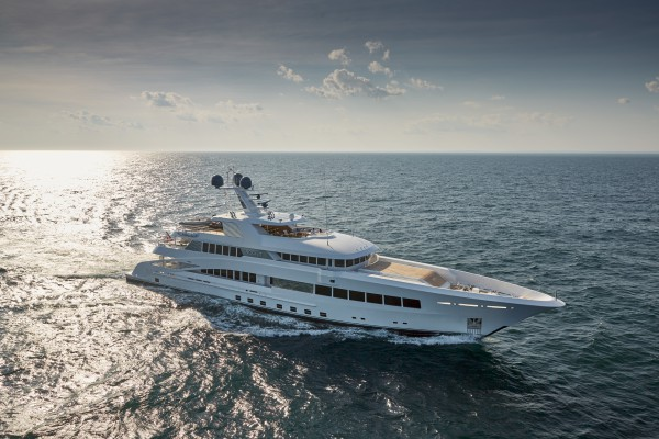Image for article The Superyacht Report: The MYS edition