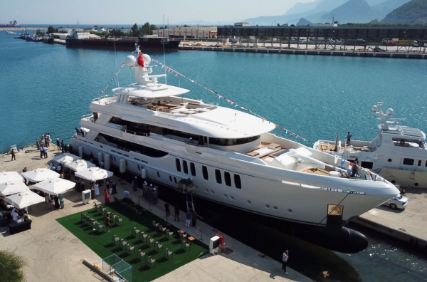 Image for article CMB Yachts launches 'Liquid Sky'
