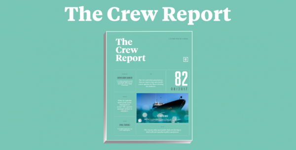 Image for article The Crew Report: Monaco Yacht Show issue