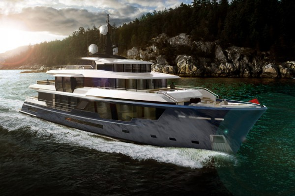Image for article Vripack and MCP announce new 36m motoryacht project