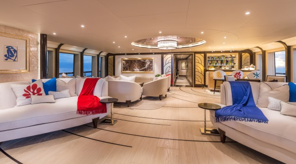 Image for article Land vs yachting design trends