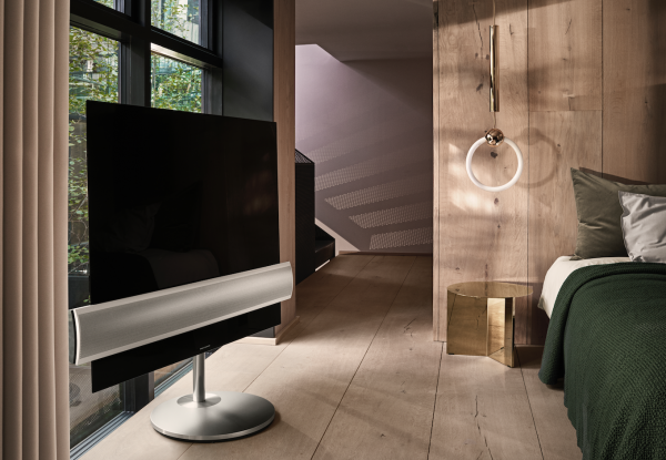Image for article Bang & Olufsen partners with LG for new television