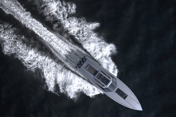 Image for article Red Yacht Design unveils new tender