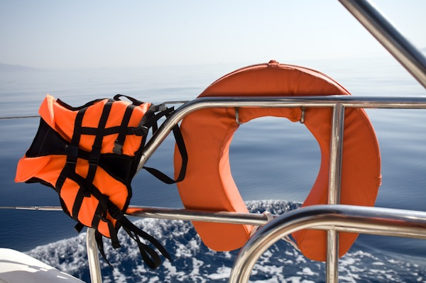 Image for article Lessons in superyacht safety