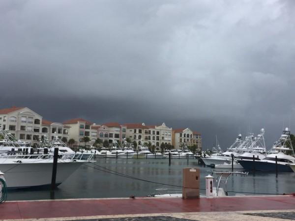 Image for article Hurricane Irma decimates superyacht hotspots
