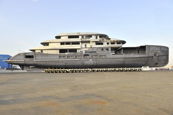 Image for article Benetti, the busy builder