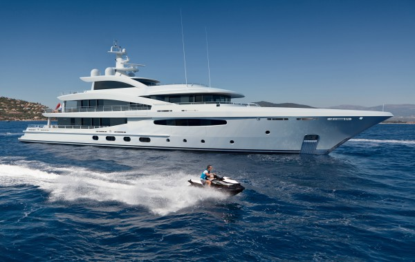Image for article New Amels 188 Limited Editions superyacht sold