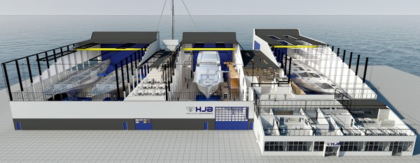 Image for article Royal Huisman expands facilities