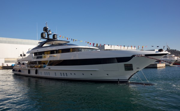 Image for article Sanlorenzo launches 52m 'Seven Sins'