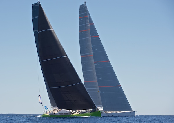 Image for article A 'Corinthian' approach to superyacht regattas