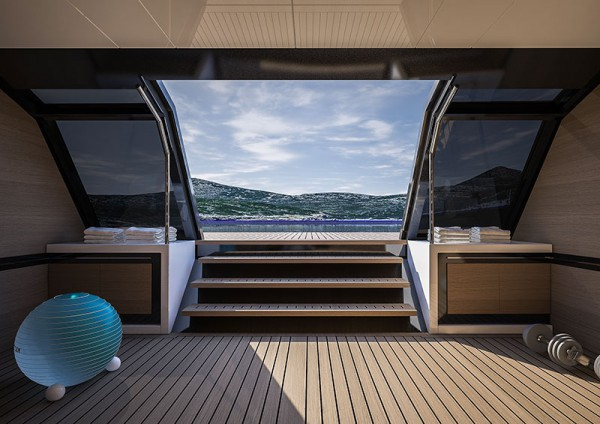 Image for article Arcadia Yachts to build bigger