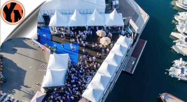 Image forYACHTNEEDS App at Monaco Yacht Show 2017
