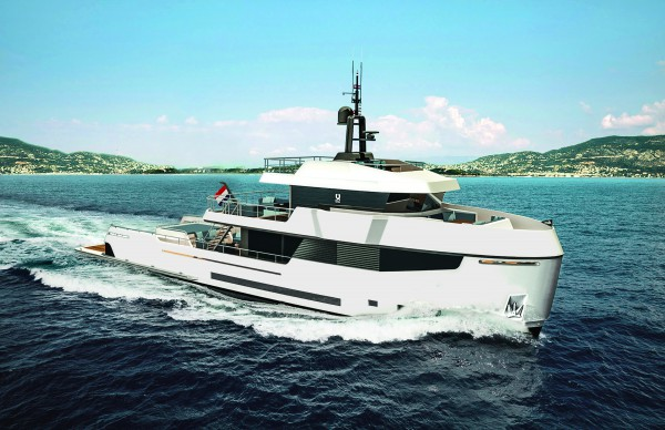 Image for article Lynx Yachts unveils new Adventure 32