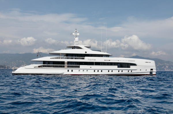 Image for article 'Home' run for Heesen