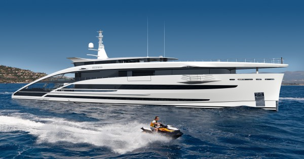 Image for article Heesen Yachts unveils two new concepts at MYS