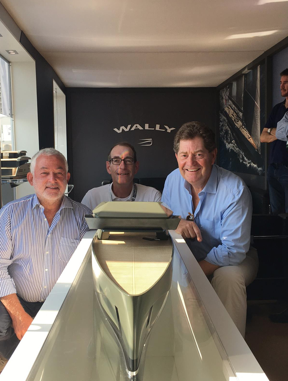 Image for article Wally to build big with Nobiskrug – MYS 2017