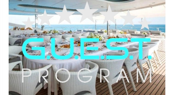 Image forSuperyacht Operating Systems Donating Major Prize to GUEST Table Setting Comp