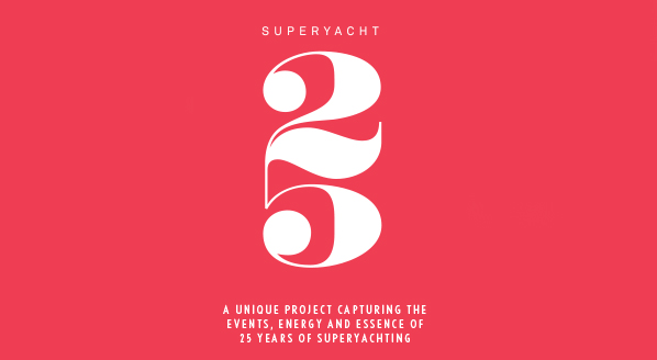 Image for article Celebrating 25 years of superyachting