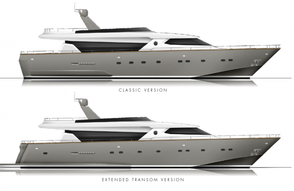 Image for article Baltic Yachts enters the power market