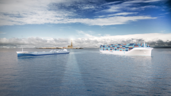 Image for article The future of smart shipping