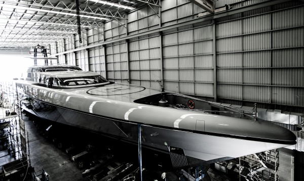 Image for article China Zhongwang invests in SilverYachts
