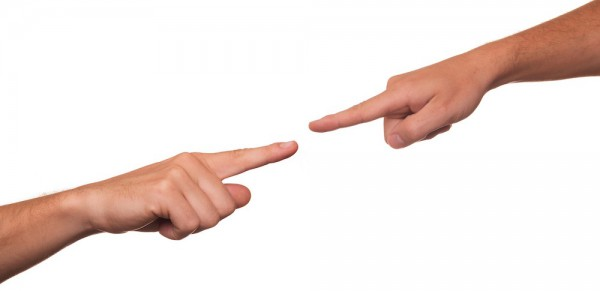 Image for article Time to stop pointing fingers at management