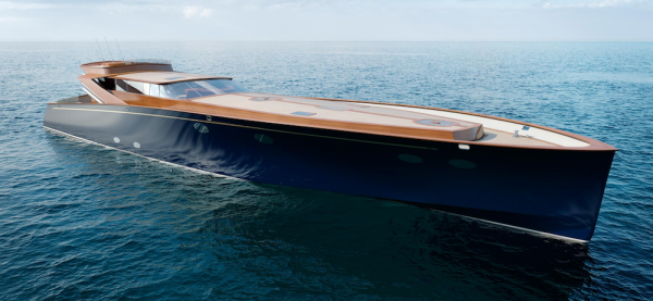 Image for article Spirit Yachts nears second superyacht project