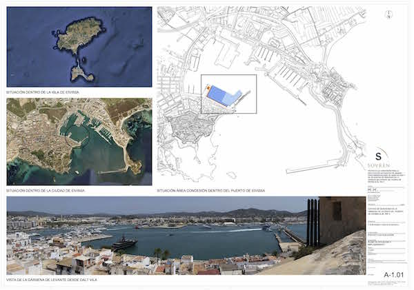 Image for article New marina development for Ibiza