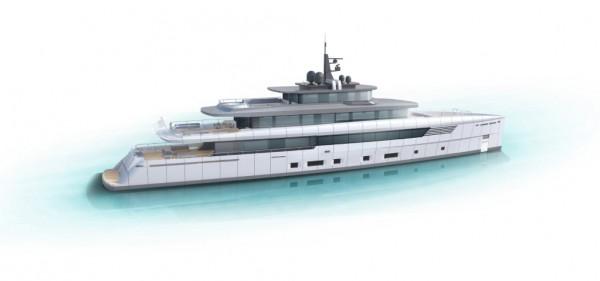 Image for article Perini Navi announces order for 56m motoryacht