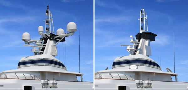 SuperyachtNews com - Technology - Kymeta and e3 Systems win