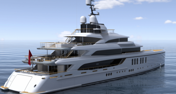 Image for article Yacht Moments announces sale of 50m Rossinavi
