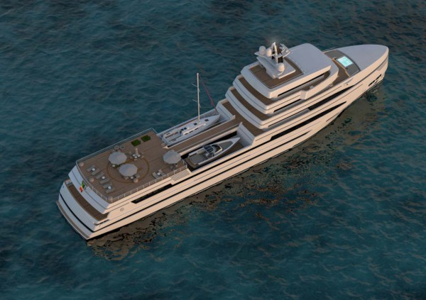 Image for article Rosetti Marino Group to build superyachts