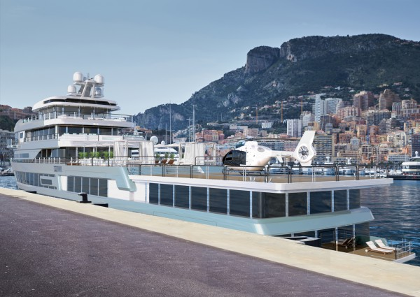 Image for article Gill Schmid Design unveils 75m Mystique