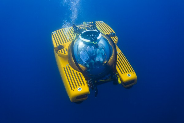 Image for article The rise of submersibles