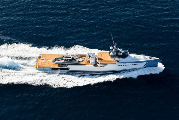 Image for article Damen sells 55m 'New Frontiers'