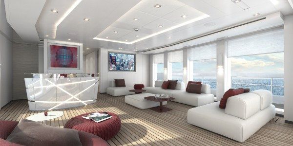 Image for article Cristiano Gatto appointed interior stylist for Heesen's project Nova