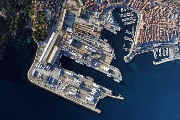 Image for article MB'92 in discussions over La Ciotat dry dock