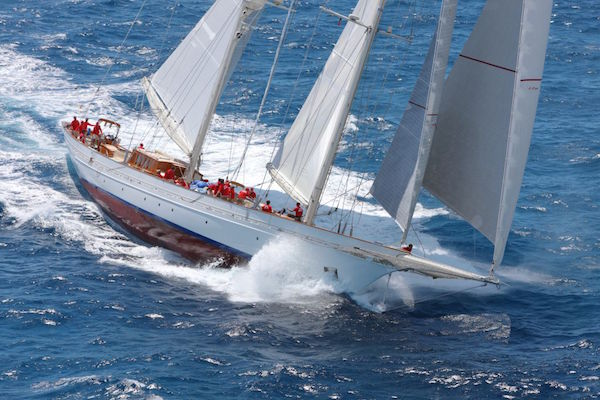 Image for article Offshore racing for superyachts