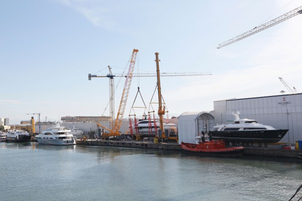 Image for article Palumbo to move new build operations to Ancona