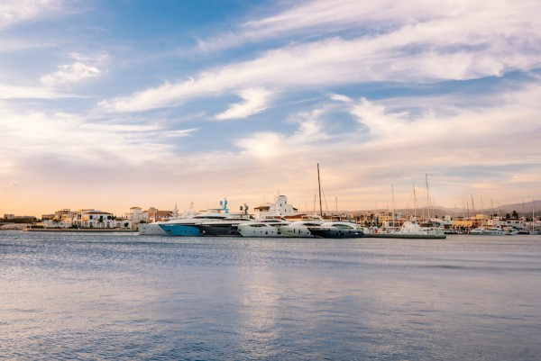 Image for article Limassol Marina receives sterling review