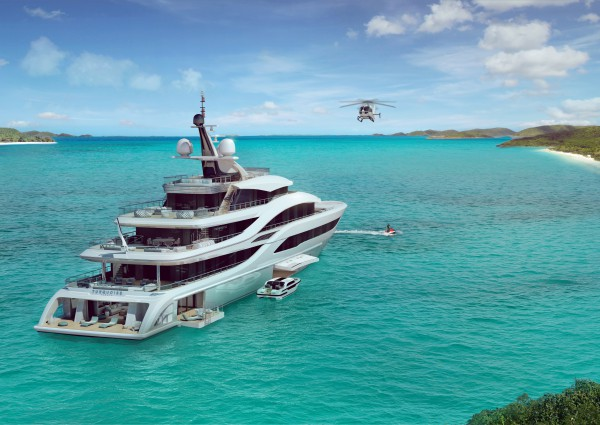 Image for article Victory for Turquoise Yachts