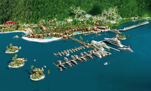Image for article Golfito Marina Village & Resort is open for business