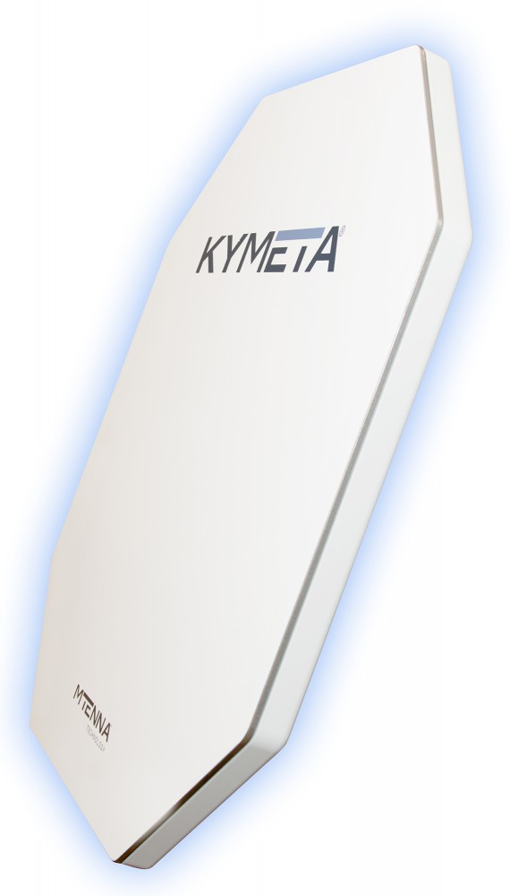 Image for article Kymeta: flat-panel antennas now available for superyachts