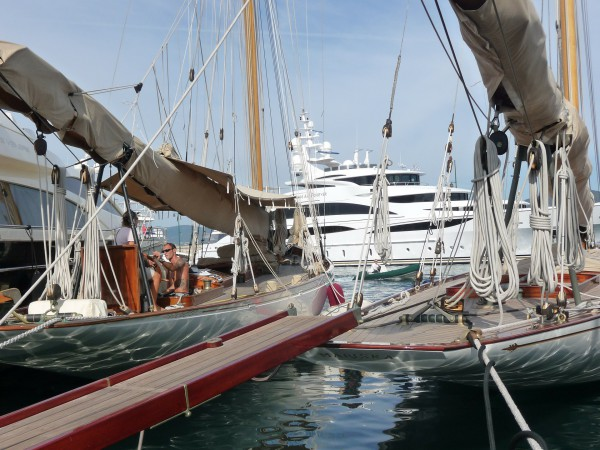 Image for article Perfect mooring solutions for St Tropez