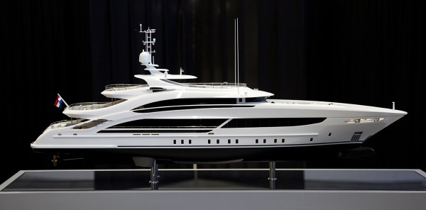 Image for article Yard Talk: Heesen and Project Maia