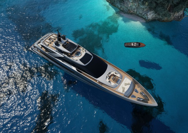 Image for article Riva 50m enters new superyacht division