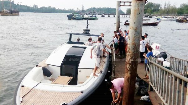 Image for article Do we have superyacht safety in the bag?