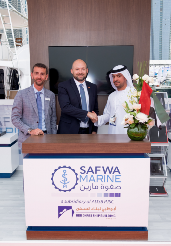 Image for article Radio Holland partners with Safwa Marine in ME