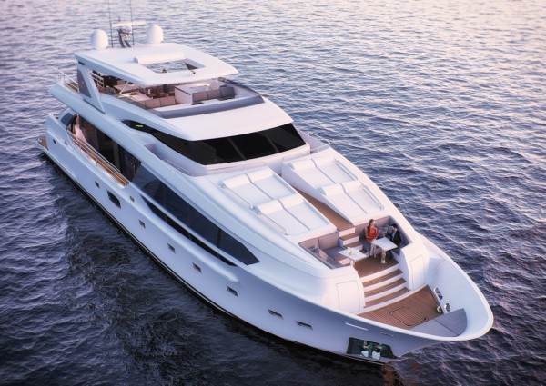 Image for article Horizon Yachts receives new order